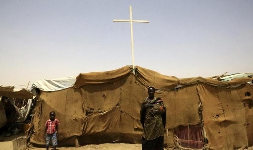 Organizações cristãos denunciam aumento de perseguição a cristãos na África. (Foto: Reprodução/ Portas Abertas)