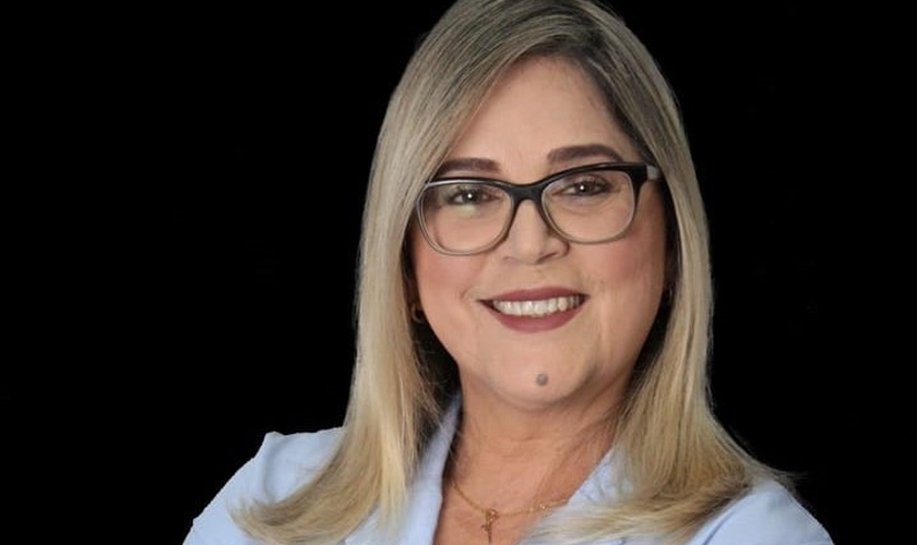 A psicóloga Marisa Lobo. (Foto: Reprodução / Arquivo pessoal)