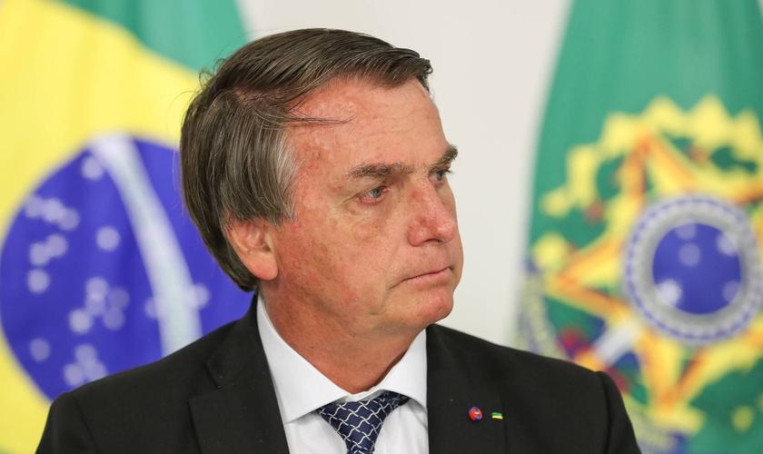 O presidente da República, Jair Bolsonaro. (Foto: Marcos Corrêa / PR)