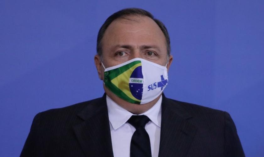A portaria foi assinada pelo ministro da Saúde, general Eduardo Pazuello. (Foto: Sérgio Lima / Poder 360)