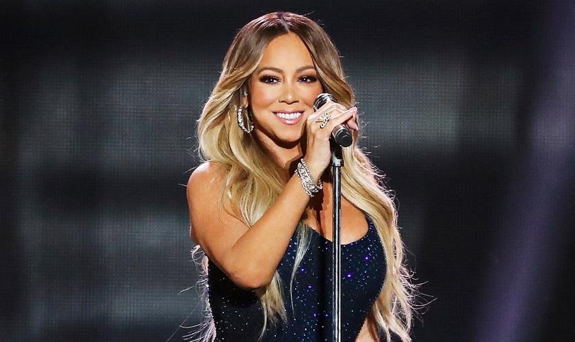 A cantora pop Mariah Carey. (Foto: Reprodução / Instagram)