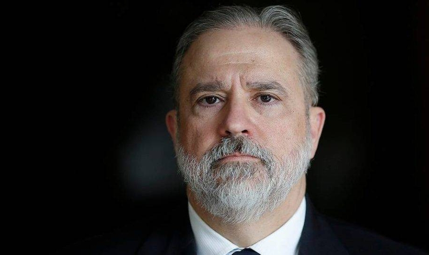 O procurador-geral da República, Augusto Aras. (Foto: Dida Sampaio/Estadão Conteúdo)