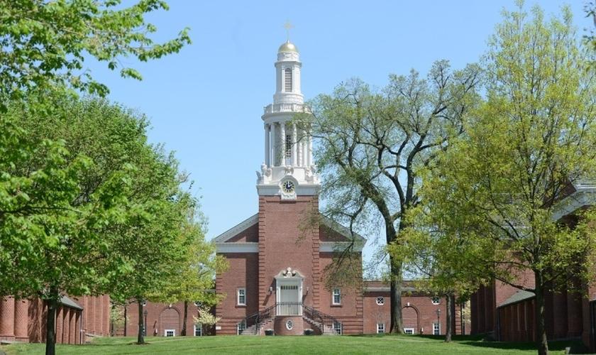 Yale Divinity School, localizada em New Haven, Connecticut. (Foto: Reprodução / Yale Divinity School)