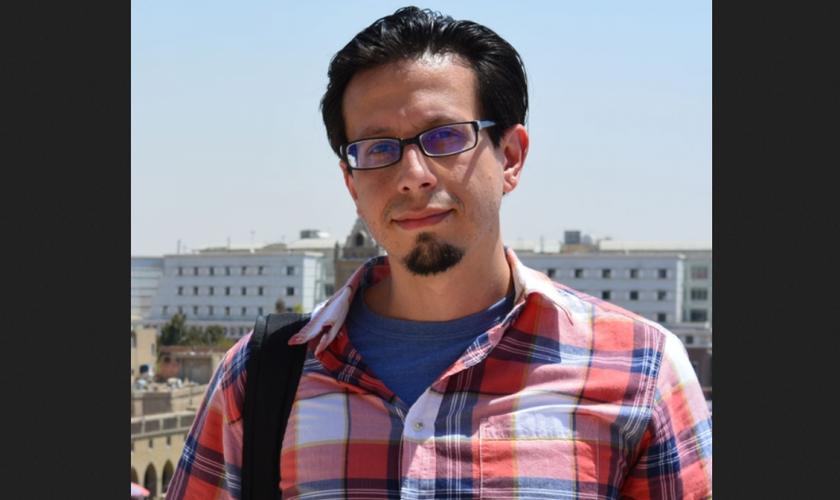 Nasser al'Qahtan lidera equipe cristã para o Oriente Médio. (Foto: Reprodução / Multiply)