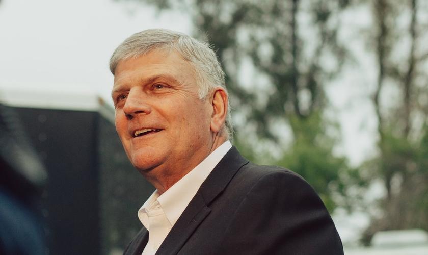 Franklin Graham é filho do falecido evangelista Billy Graham e realiza cruzadas evangelísticas por todo o mundo. (Foto: Rozette Rago / The New York Times)