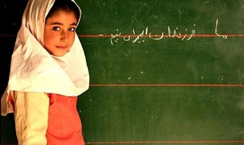 Mais de 7.000 meninas no Irã estão registradas como casadas com menos de 14 anos. (Foto: Reprodução / Mojahedin Organization of Iran)