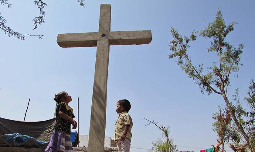 A Índia está entre os dez países mais hostis ao Evangelho. (Foto: International Christian Concern)