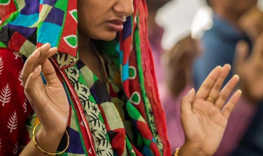 A Índia está classificada em 10º lugar na lista de observação mundial do Portas Abertas para 2020. (Foto: Portas Abertas / EUA)