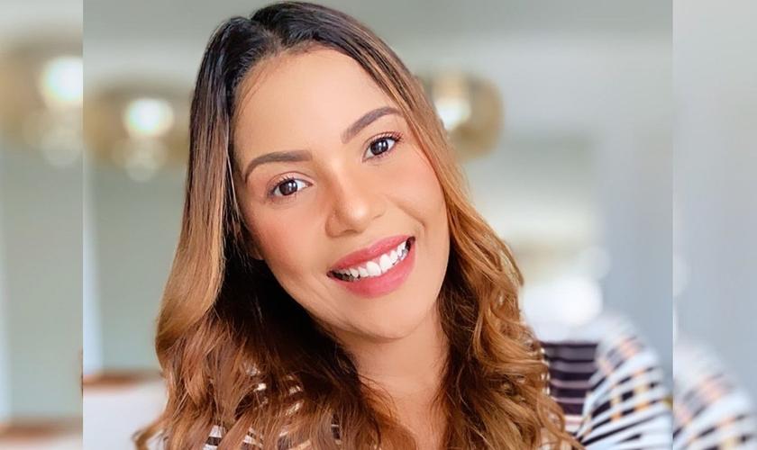 Amanda Wanessa sofreu acidente em 4 de janeiro no Recife. (Foto: Instagram/Amanda Wanessa)