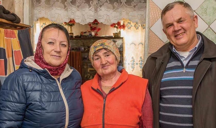 Residentes do Extremo Oriente russo têm sido alcançados pelo Evangelho. (Foto: Reprodução / SGA)