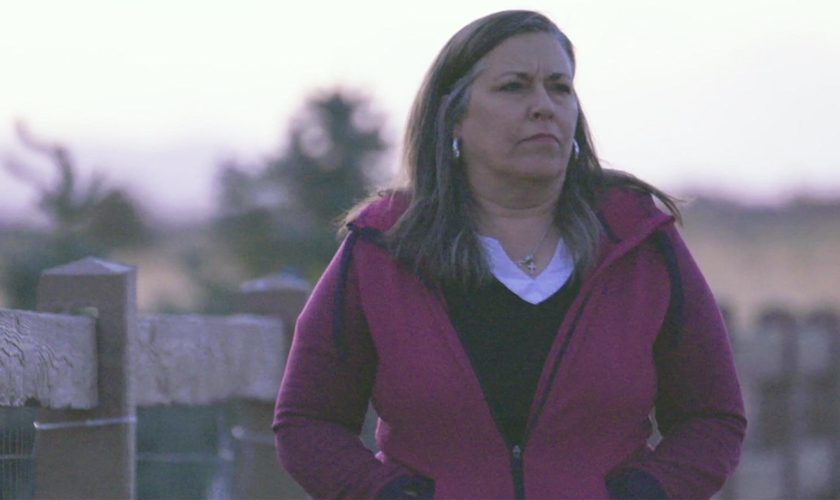 Anne Paulk compartilhou seu testemunho com a CBN News. (Imagem: CBN.com)