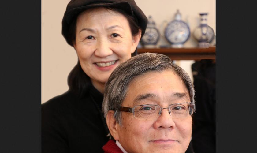 Lee e Miltinnie trabalham com cristãos em Hong Kong. (Foto: Reprodução / God Reports)