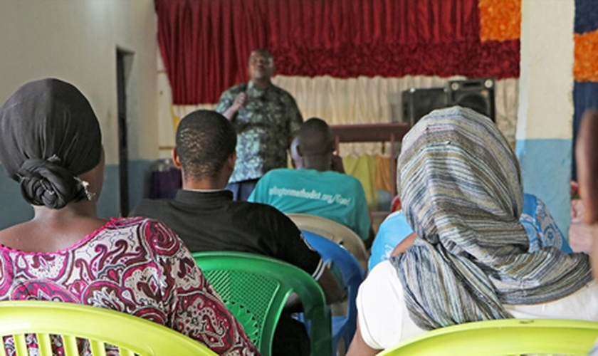 Os cristãos das ilhas da África Oriental vivem sob enorme pressão da maioria muçulmana. (Foto: Portas Abertas)