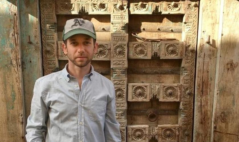 Ryan Keating viveu 20 anos na Turquia, de onde foi deportado. (Foto: Reprodução / World Magazine)