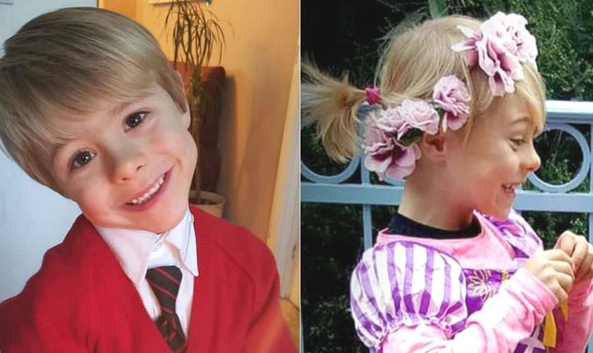 Criança se torna transgênero aos 3 anos de idade. (Foto: Reprodução/Jornal Mirror)