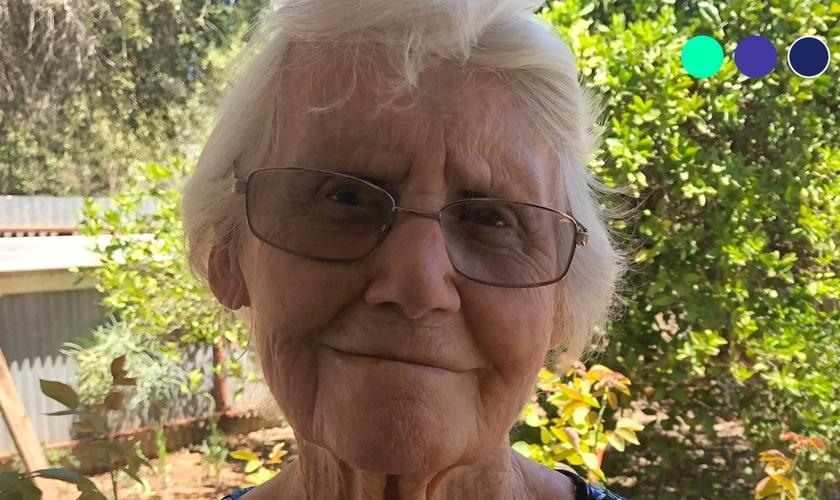 Hoje com 91 anos, Very cuidou de crianças carentes por 60 anos. (Foto: Reprodução / Eternity)