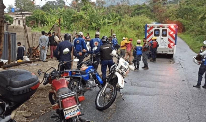 """Local onde funciona o centro de recuperação para drogados """"Doze Homens de Valor"""", em Mérida, na Venezuela. (Foto: Portas Abertas)"""