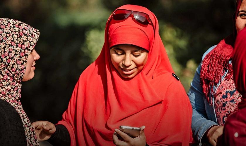 Cristãs egípcias correm o risco de serem sequestradas para conversão forçada ao islamismo. (Foto Ilustrativa: Portas Abertas)