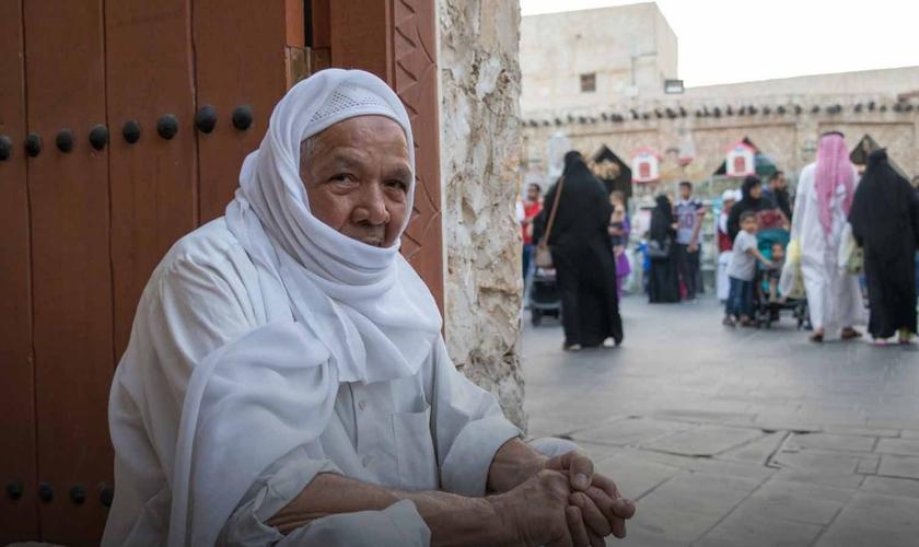 Grande parte dos cristãos no Catar são trabalhadores estrangeiros. (Foto: Portas Abertas)