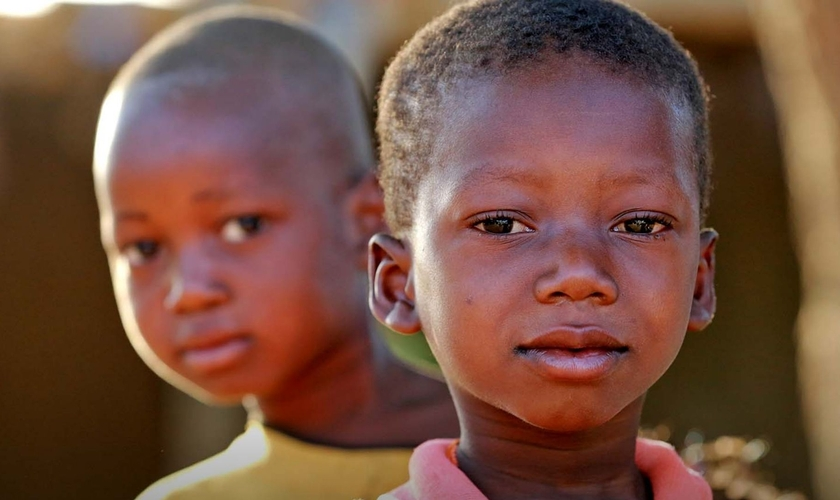 No Mali, algumas famílias cristãs enviam seus filhos para regiões mais seguras para protegê-los da perseguição. (Foto: Portas Abertas)