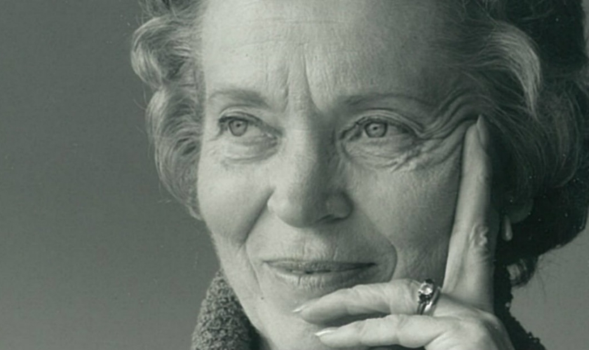 Elisabeth Elliot foi uma das mulheres cristãs mais influentes do século XX. (Foto: Reprodução).