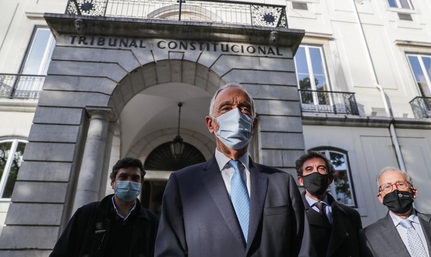 Tribunal Constitucional (TC) paralisa legislação favorável à morte medicamente assistida em Portugal. (Foto: Reprodução / Expresso)