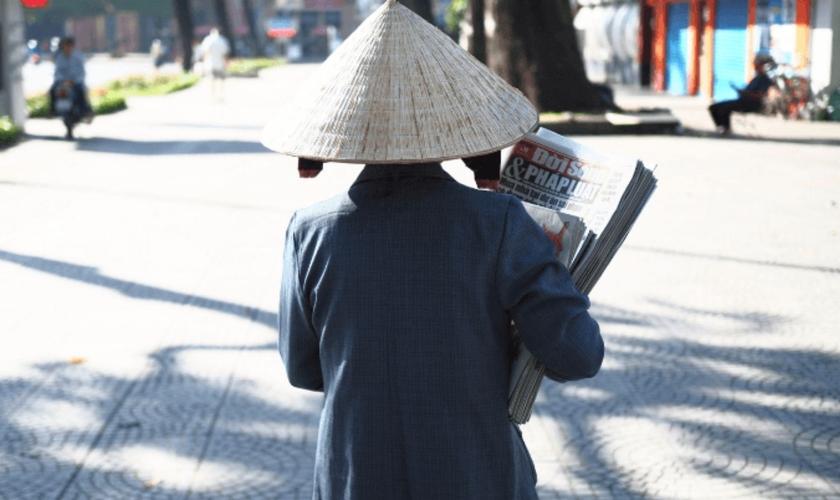 É difícil seguir a Cristo num país de maioria budista. (Foto: Portas Abertas)