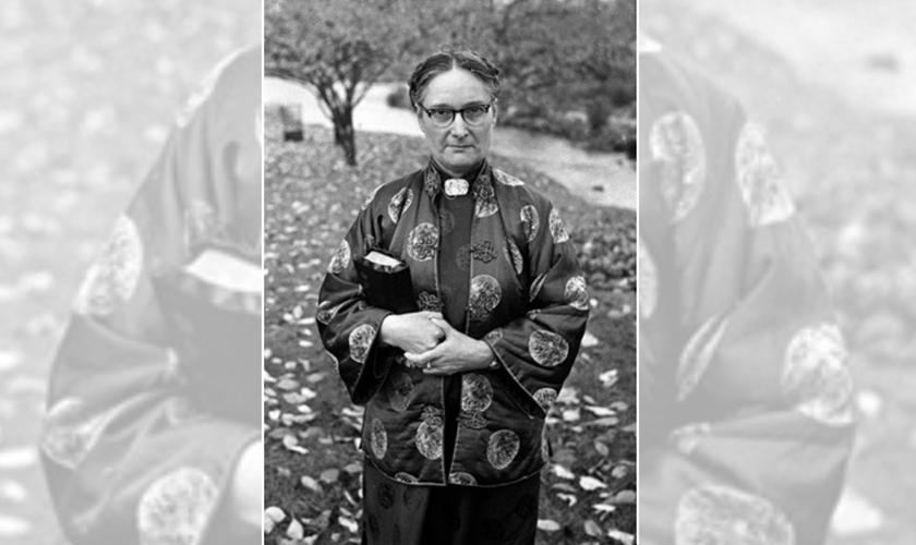 Gladys Aylward se dedicou à pregação do Evangelho na China. (Foto: Reprodução / Nieuw Leven)