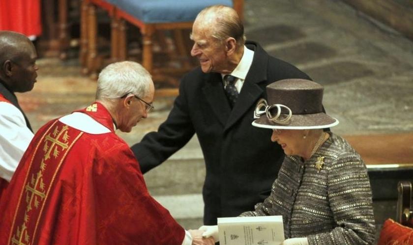 Líderes da Igreja homenagearam o príncipe Philip, que faleceu nesta sexta-feira (9). (Foto: Reuters).