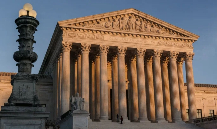 Suprema Corte dos Estados Unidos, em Washington. (Foto: J. Scott Applewhite/Arquivo AP)
