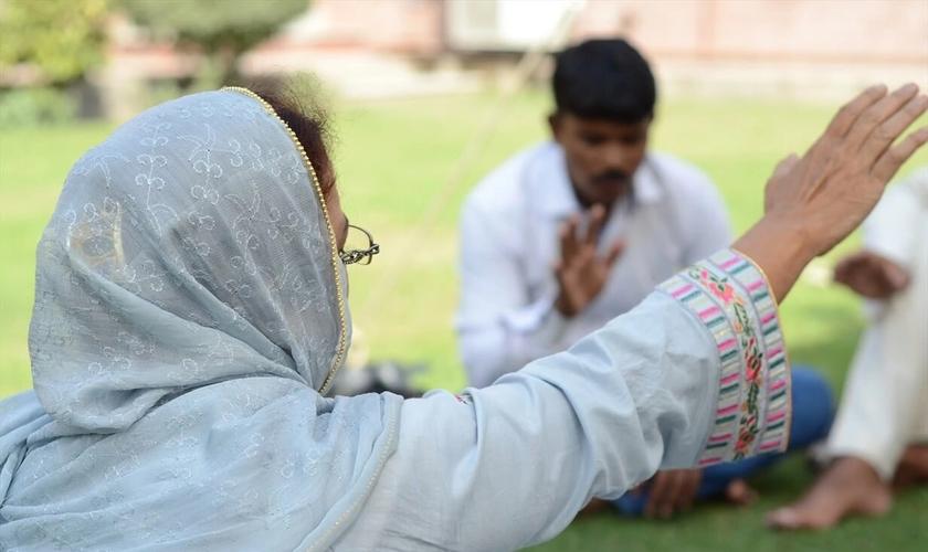 Salamta compartilha como entende parte das Escrituras por fazer parte de um povo nômade. (Foto ilustrativa: Reprodução / Portas Abertas)