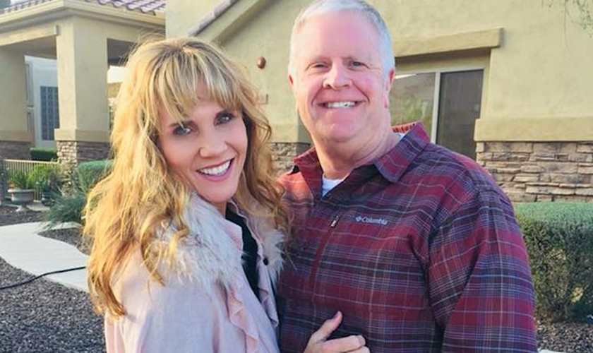 Tina Hines teve um visão de Jesus ao sofrer uma parada cardíaca de 27 minutos. (Foto: Yahoo Style).