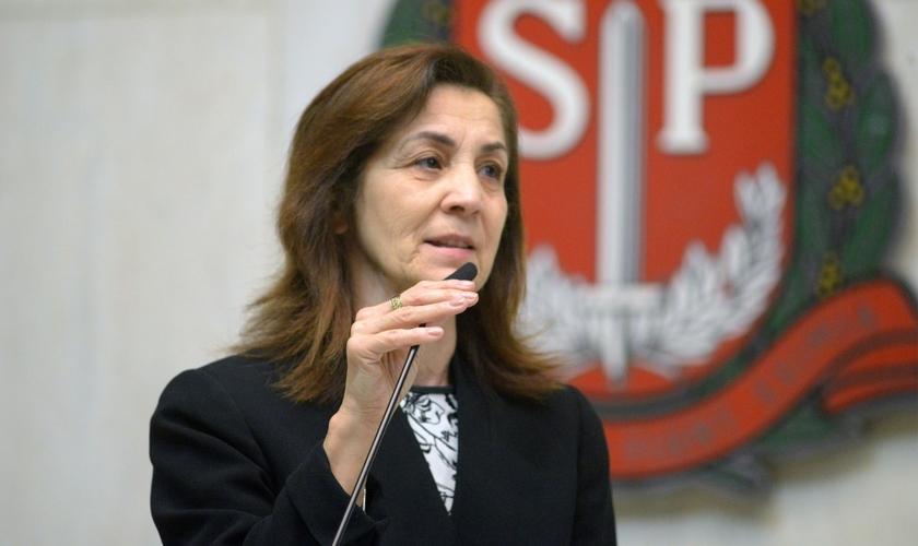 Deputada estadual Marta Costa (PSD). (Foto: Reprodução / Alesp)