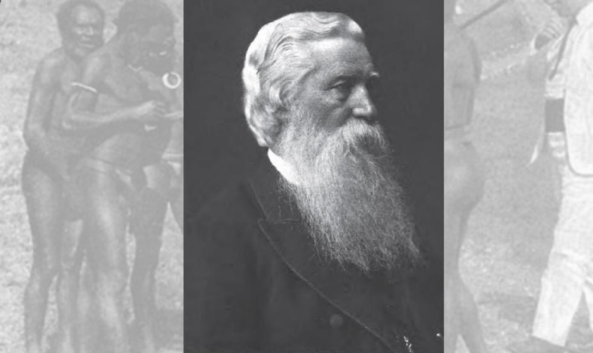 O missionário John Paton. (Foto: Frontline Missions)
