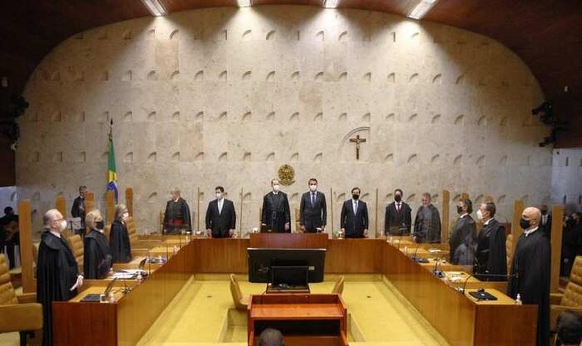 Os juristas cristãos pedem que a CIDH discuta a liberdade religiosa no Brasil. (Foto: Nelson Jr./SCO/STF).