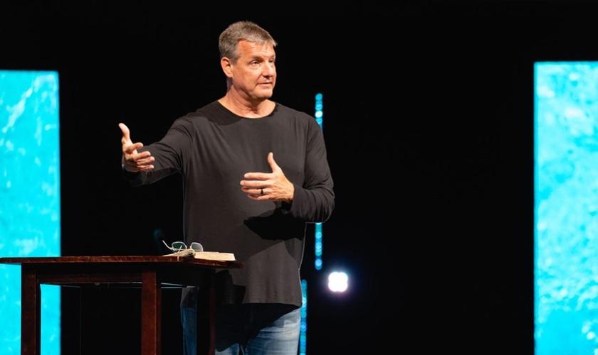 Todd Wagner foi pastor sênior e cofundador de uma megaigreja em Dallas. (Foto: Watermark Community Church)