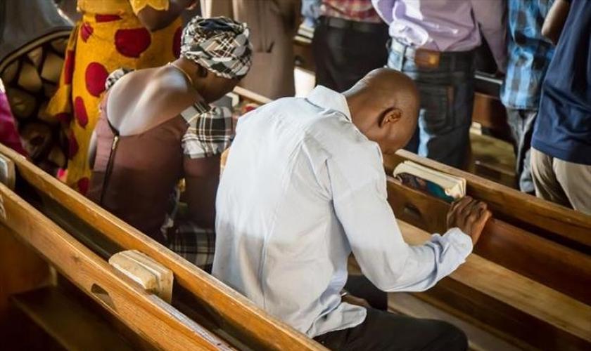 Igreja Batista foi atacada em meio ao culto de domingo. (Foto: Reprodução / Christian Post)
