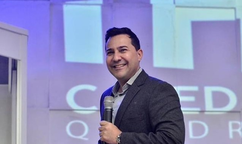 Guaracy Júnior é presidente da Igreja do Evangelho Quadrangular no Amapá. (Foto: Reprodução/Facebook)