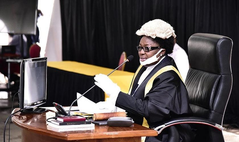 Parlamento de Uganda aprovou a criminalização do sacrifício humano nesta terça-feira. (Foto: Uganda Christian News).