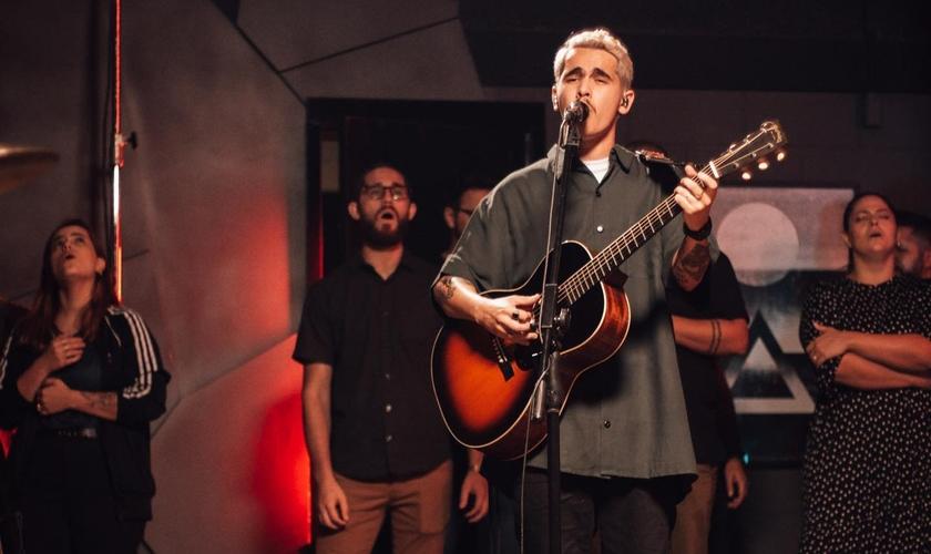 EP Peregrino traz sete novas composições. (Foto: Alessandro Vilas Boas)