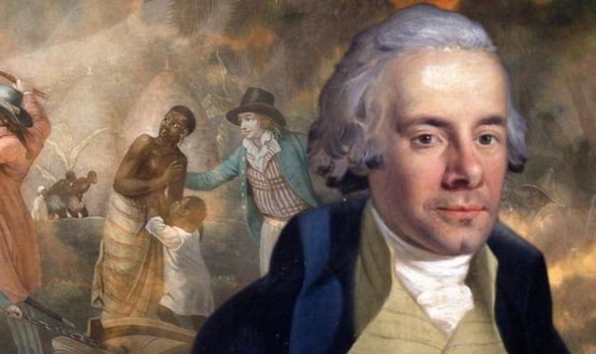 William Wilberforce fez da abolição de escravos sua maior luta. (Foto: Reprodução / Adam Smith)