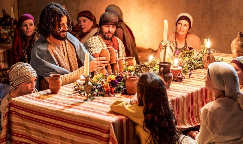 """""""The Chosen"""" é uma série baseada no relato bíblico do evangelho de Jesus Cristo. (Foto: Divulgação/The Chosen)."""