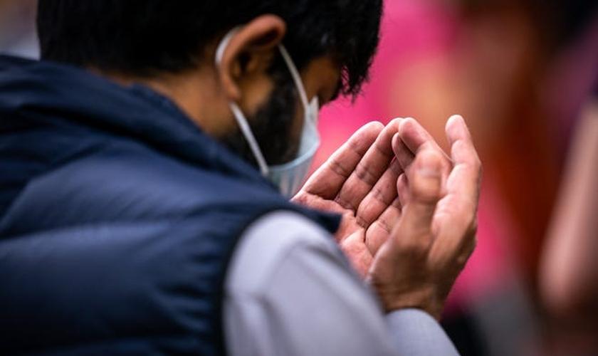 Roman encontrou Jesus durante o Ramadã. (Foto: Andrew Nelles/The Tennessean).