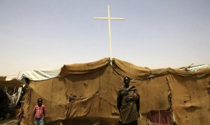 Organizações cristãs denunciam aumento de perseguição a cristãos na África. (Foto: Reprodução/Portas Abertas)