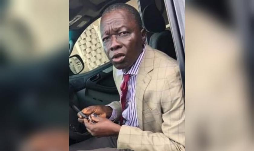 Pastor nigeriano Otamayomi Ogedengbe. (Foto: Morning Star News).