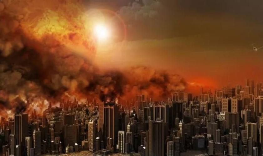 Imagem de futuro apocalíptico. (Foto: Istock)