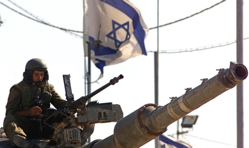 O uso de inteligência artificial por Israel mudará o futuro da guerra. (Foto: Reprodução / National Interest)