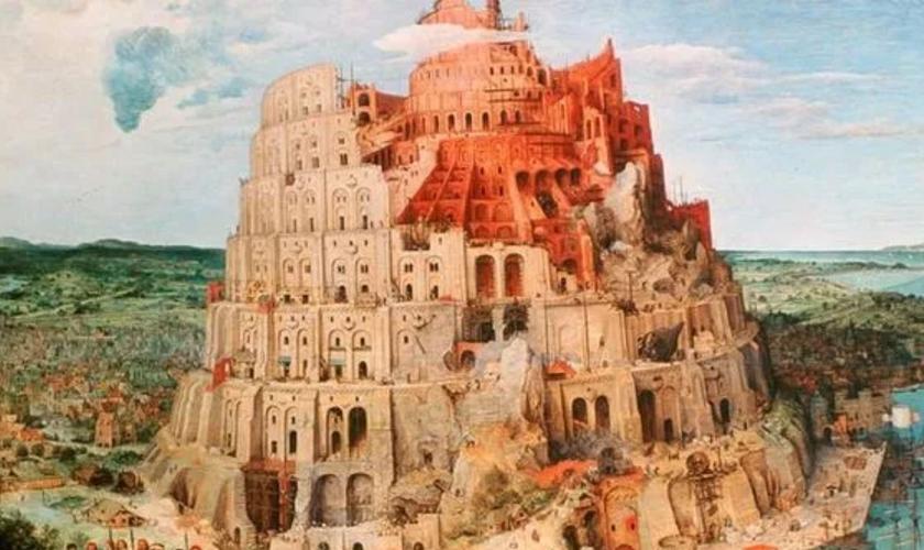 Especialista bíblico acredita que a Torre de Babel era um edifício real. (Imagem: Getty)