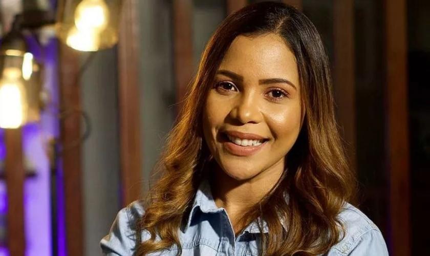 Após acidente de carro, em janeiro, Amanda Wanessa segue internada no Hospital Português, no Recife. (Foto: Reprodução/Instagram)