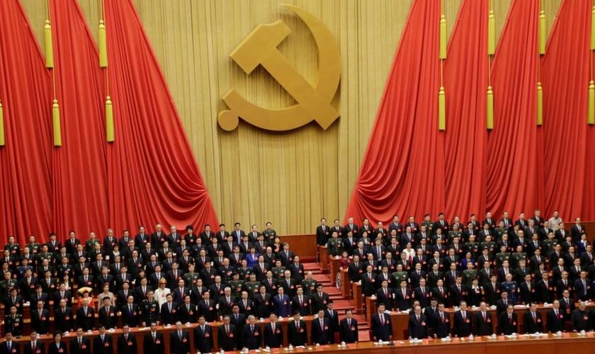 19º Congresso Nacional do Partido Comunista Chinês, em 24 de outubro de 2017. (Foto: ReutersJason Lee)